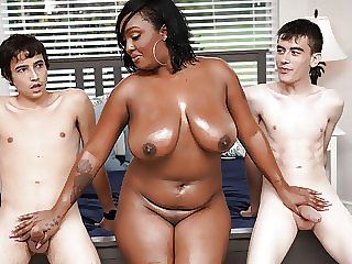 Free SpankBang interracial old & young